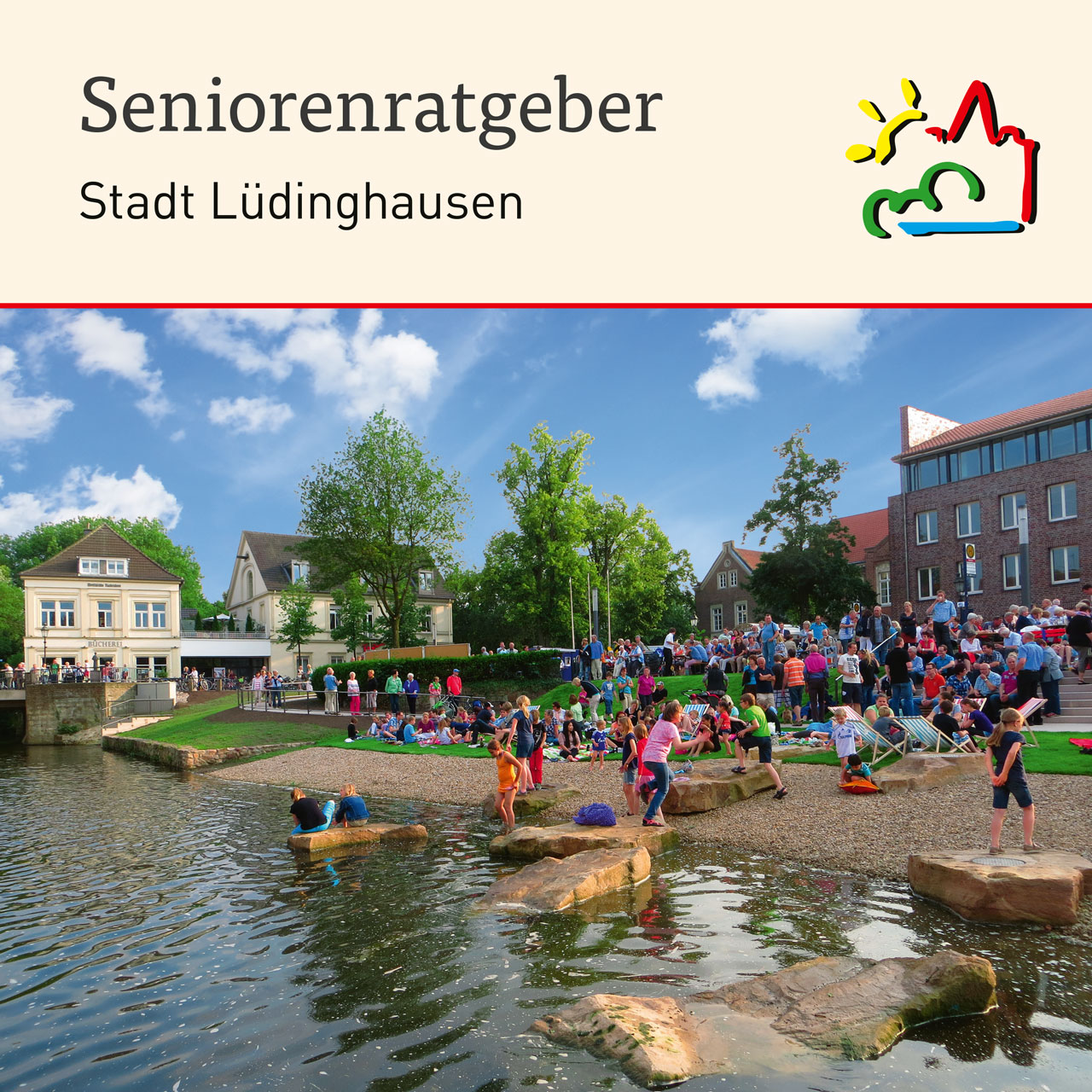 Seniorenwegweiser Lüdinghausen