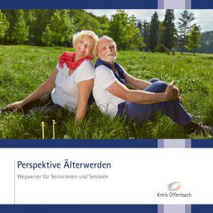Titelseite Seniorenwegweiser Kreis Offenbach