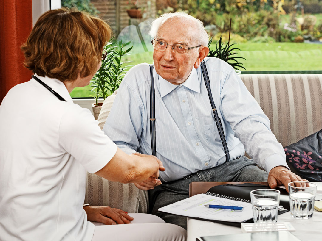 Die ambulanten Pflegedienste