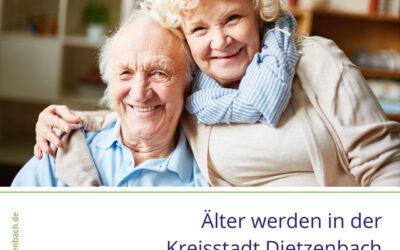 Titelseite Seniorenwegweiser Dietzenbach