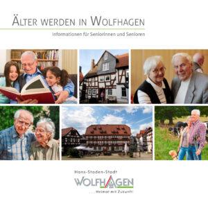 Titelseite Seniorenwegweiser Wolfhagen